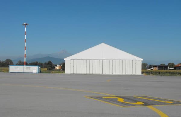 coperture per aeroporti e air terminal